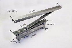 Алюминиевая Дверная фурнитура регулируемый скрыть скрытые издержки двери более тесного