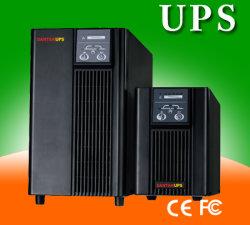 Suministro de Energía Ininterrumpible UPS en línea 1kVA -400kVA 1kVA 2kVA 3kVA 6kVA 10kVA 30kVA a 60kVA 100kVA 200kVA 3/3 fases para el equipo, centro de datos