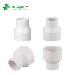 Accessorio per tubi del PVC del rifornimento idrico Sch40 che riduce l'accoppiamento del tubo dell'accoppiamento