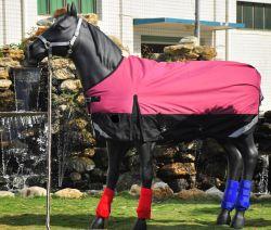 1200d Ripstop Purple Horse Blanket (hs-195)