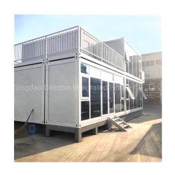 Isolierbehälter-Haus für das zwei Geschichte-Haus