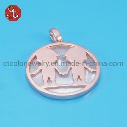 لطيف الفضة أو ماما من قلادات اللؤلؤ مجوهرات الأطفال مجوهرات فضية مبتكرة