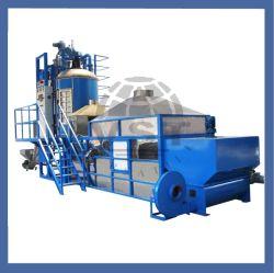 La formation de mousse de polyéthylène extensible Pre-Expander EPS de la machine