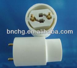 T5 램프 홀더 접합기에 형광 T8