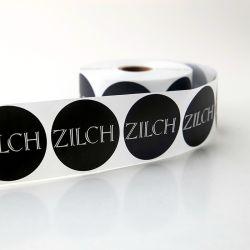 인쇄 비닐 의류 와인 향수 화장품 롤링 방수 맞춤형 PVC 종이 자체 접착 스티커