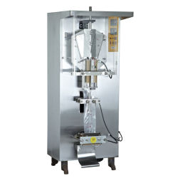 Sachet Sac Pochette PE Automatique Machine de remplissage de l'eau