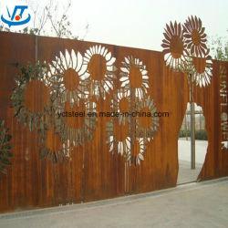 L'altération de haute qualité - une plaque en acier Corten 09cupcrni-a avec les services de conception