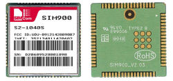 GSM/GPRS 단위 (SIM900)