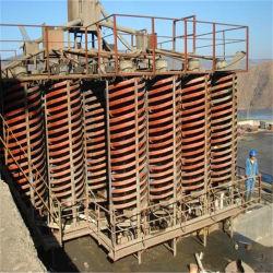 Тяжести спирального дна оборудования для откидной панели двери задка тяжелые минералы выбор
