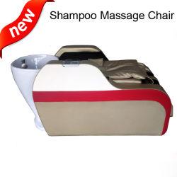 Champú sillas Salon belleza silla con función de masaje MW-S103 Camilla de masaje