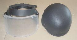Стальные пуленепробиваемых шлем с вуалью (SDMA-6D)