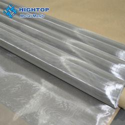 Haut de la conductivité électrique de l'Inconel 625 grille métallique tissée avec format personnalisé
