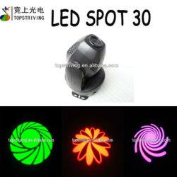 30W 저렴한 DMX 스팟 LED 움직이는 헤드(LED 스팟 30)