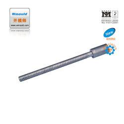 Wmold Venta caliente inyector de plástico piezas de molde de la serie del expulsor Zz1500 husillo helicoidal de la clavija para inyección de plástico molde