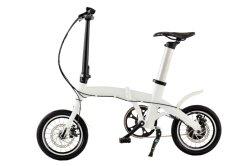 Günstige kleine Volumen elektrische Mini Motor Bike 36V 200W Elektro Roller im Freien Elektrisches Moped Sepeda Listrik mit Komfort-Sitz