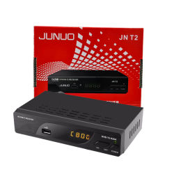 OEM Junuo Full HD USB DVB-T2 receptor de televisión