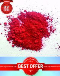 La couleur rouge Oxyde de fer rouge 110, 130, le pigment pour la brique, plastique