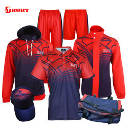 Fabricant de haute qualité Aibort Conception personnalisée Teamwear Sublimation Sports Sportswear