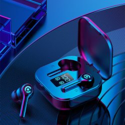 ES1 TWS Großhandel Beats Handsfree GPS Noise Cancelling Ohrhörer Bluetooth Mobile tragbare Stereo-Headset-Ohrhörer Air pro für IPhone