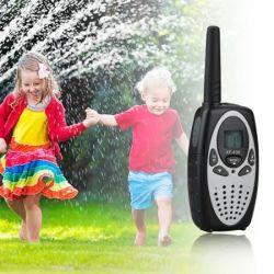 Mini Walkie Talkie portátil Interfone brinquedo para crianças crianças