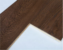 Faia de três camadas Engineered Solidwood Flooring