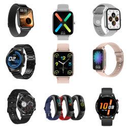 Спорт Smartwatch Tousei с барометром альтиметра компаса ЧСС вызов Smartwatch Pedometer Bluetooth GPS для мобильных телефонов