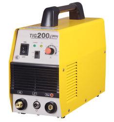 DC INVERTER Portable IGBT MMA/Machine à souder TIG soudeur Outil/équipement/TIG200s