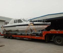 40FT Boot van de Patrouille van de Redding van de hoge snelheid FRP de Militaire Proef Werkende