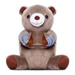 Figura animale elettrica Shiatsu che impasta il Massager pieno del corpo