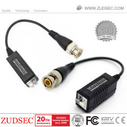 Vídeo passiva Balun barato um par de alta qualidade vendedor quente segurança CCTV Acessórios do sistema