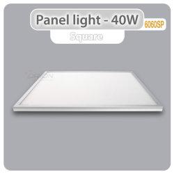 Indicatore luminoso di comitato quadrato del comitato 40W 48W LED del LED per illuminazione dell'ufficio