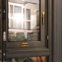 フォーシャンの工場グリルデザインPVDFホーム置換のためのアルミニウム傾き及び回転Windows