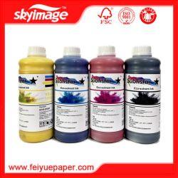 Sublistar Eco-Solvent d'encre de haute qualité pour le cuir/Canvas