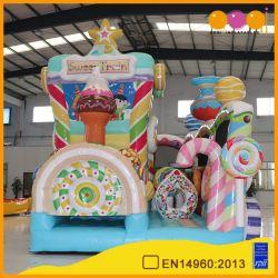 Aoqi Factory Rubberboten Tumpy Candy Castle Playhouse te koop