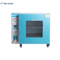 Caja seca electrónicos pequeños de Aire Caliente el horno de vacío industrial
