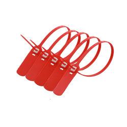 ISO 17712 Одноразовые пластиковые уплотнения замка безопасности начиная с серийного номера