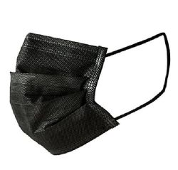Черный цвет 3-слойные одноразовые моды дизайн Тч2,5 Bfepfe>99% маску для лица с ежедневно Earloops защитной пыльцы гриппа Haze