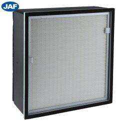 """H13 алюминиевая рама из стекловолокна фильтр HEPA воздушный фильтр на """"чистом"""" производстве"""