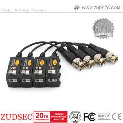 De Camera UTP VideoBalun van kabeltelevisie