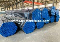 La norme DIN 17175/St 35,8/SS400/A106/A53 tuyaux sans soudure en acier noir