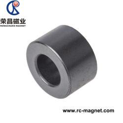 Super grand anneau de ferrite magnétique céramique forme pour la vente