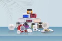 30g/50g acrylique Fondation maquillage cosmétiques EMBALLAGES EN VERRE Pot de crème masque facial.