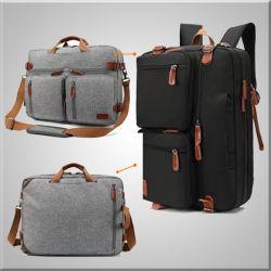 출장, 여행, 일상 생활, 휴대용 퍼스널 컴퓨터 책가방과 수화물 부대, 메신저 부대 및 새총 부대를 위한 다재다능한 사용을%s 방수 휴대용 퍼스널 컴퓨터 부대 그리고 어깨에 매는 가방