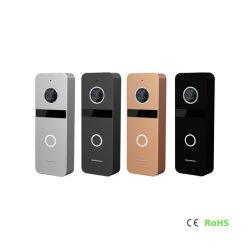 Deurbel van de Intercom van de Telefoon van de Deur van de Klok van de Deur van de Veiligheid van het huis de Video