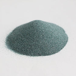 Свойства 98% зеленый карбид кремния Sic порошок