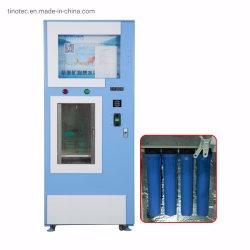 acier inoxydable de l'eau OEM Vending machine système RO