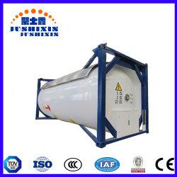 Agent de la Chine Marché de gros de l'hélium liquide ISO de propane GPL 20ft 40FT T50 Conteneur de réservoir