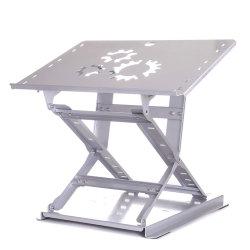 Support de moniteur de bureau de pliage réglable Socle pour ordinateur portable portable titulaire