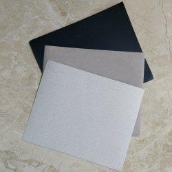 ディスク青い砂のペーパーを紙やすりで磨く紙やすり