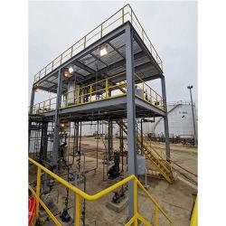 Kleine Investitions-grobes Sojabohne-Öl zum Biodiesel und verwendetes kochendes Öl für Biodiesel